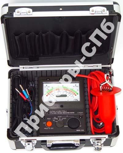 KEW 3124 - мегаомметр аналоговый 1000 - 10000 В